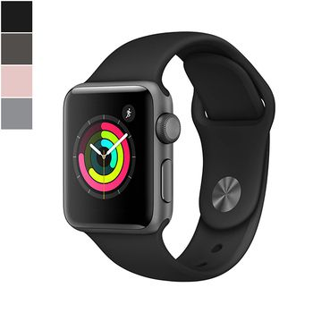 Apple Watch Series 3 GPS in Aluminum 42mm with Sport Band