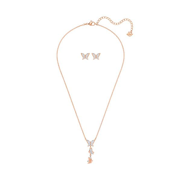 Swarovski LILIA Necklace and Earring Set Image