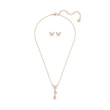Swarovski LILIA Necklace and Earring Set