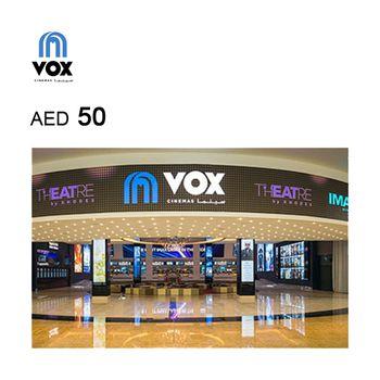VOX Cinemas eGift Card AED50