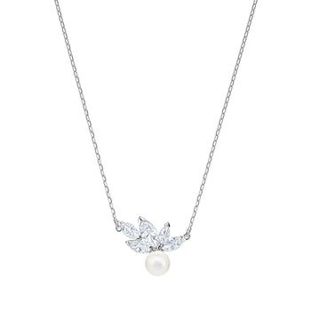 Swarovski LOUISON Pearl Pendant Necklace