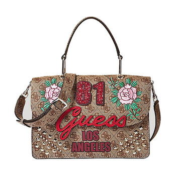 Guess IN LOVE 4G Logo Flap Bag