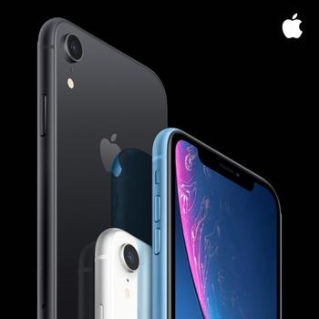 Apple Raffle - iPhone XR 128GB