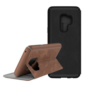 Speck PRESIDIO Folio Leather Case for Samsung Galaxy S9