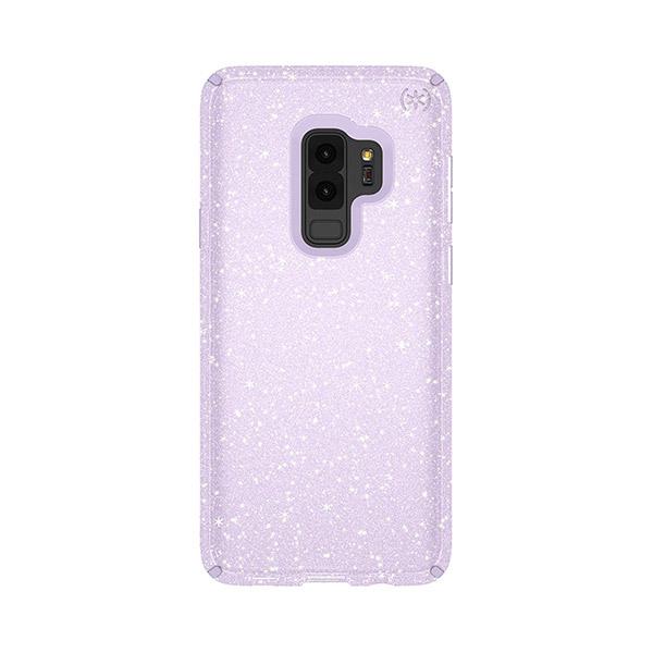 Speck PRESIDIO Clear+Glitter Case for Samsung Galaxy S9+ Image
