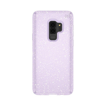 Speck PRESIDIO Clear+Glitter Case for Samsung Galaxy S9+