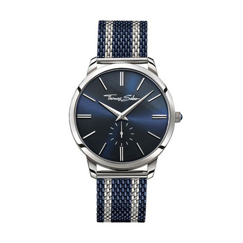 Thomas Sabo REBEL SPIRIT Gents Watch - Bico Blue