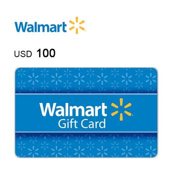 Walmart e-Gift Card $100