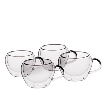 Le'Xpress Espresso Cup Set 4pcs