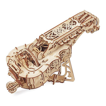Ugears HURDY-GURDY 3D Wooden Puzzle 292pcs