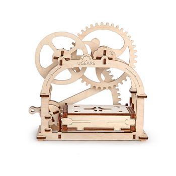Ugears Mechanical Box 3D Wooden Puzzle 61pcs