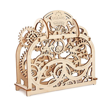 Ugears THEATRE 3D Wooden Puzzle 70pcs