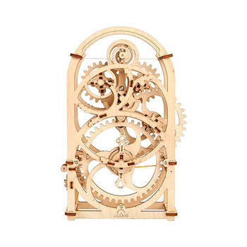 Ugears Timer For 20 Minutes 3D Wooden Puzzle 107pcs