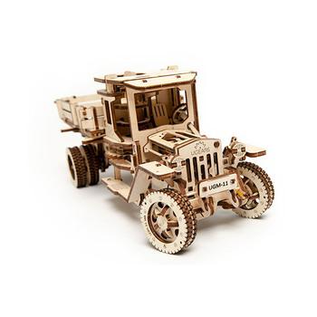 Ugears UGM-11 Truck 3D Wooden Puzzle 420pcs