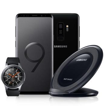 Samsung Bundle Raffle – Smartphone + Watch + Charging Stand