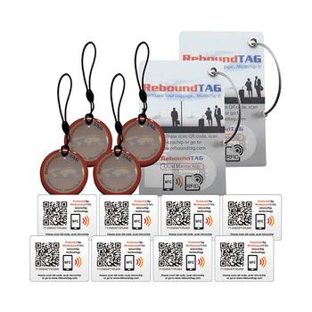 ReboundTAG Premium Travel Pack