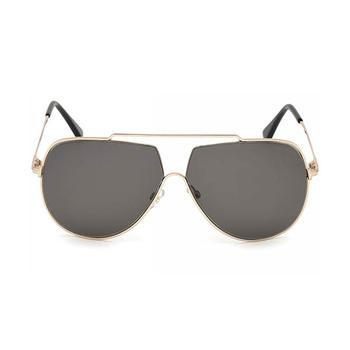 Tom Ford Aviator Men's Sunglasses FT-058628A61