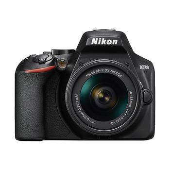 Nikon D3500 DSLR Camera with AF-P 18-55mm f/3.5-5.6G VR Lens