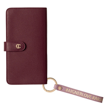 Aigner Limited Edition Travel Wallet for Smartphone