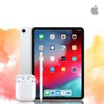Apple Combo Raffle – iPad Pro, Pencil & Airpods