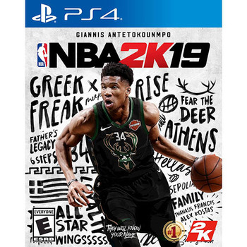 PlayStation NBA2K19 Game