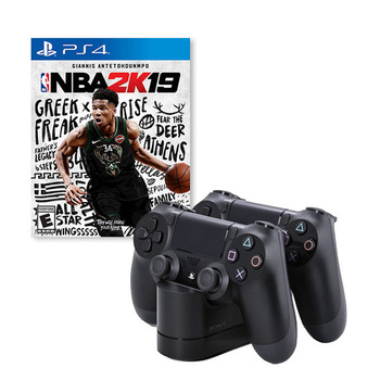 PlayStation NBA2K19 Bundle