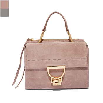 Coccinelle ARLETTIS Mini Handbag in Suede
