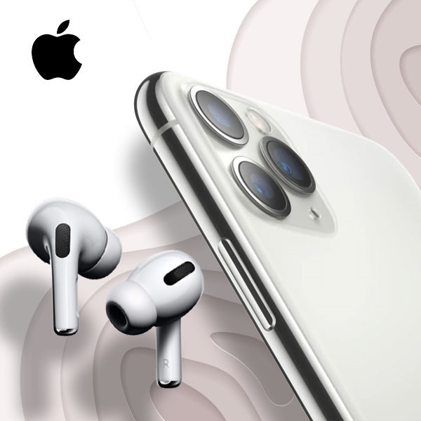 Apple Pro Raffle – iPhone 11 Pro & AirPods Pro Image
