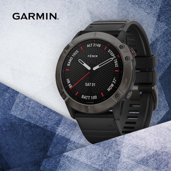 Garmin fenix® 6 - Sapphire Edition Raffle Image
