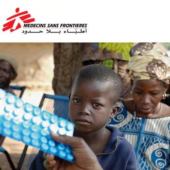 Médecins Sans Frontières − Malaria Treatment