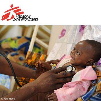 Médecins Sans Frontières − Stethoscope