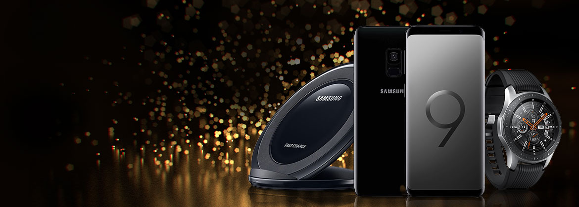 Be the lucky winner of this amazing Samsung Bundle for only 100 Points!