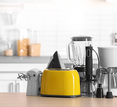 Latest range of kitchen & home appliances