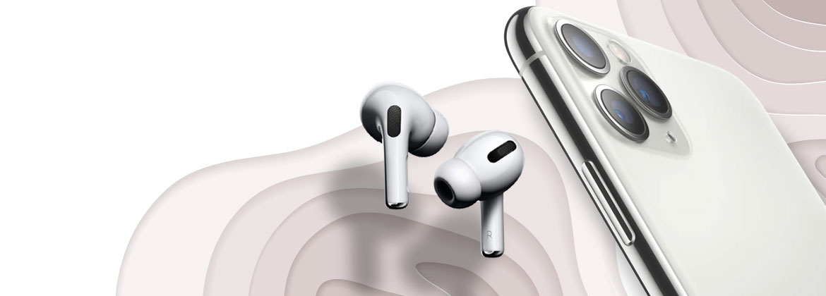 Apple iPhone 11 Pro + AirPods Pro Bundle Raffle!